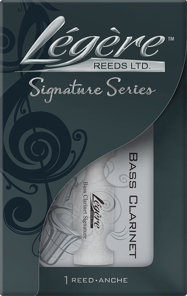 Legere Bass Clarinet Reed SIGNATURE Series