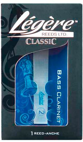 Legere Bass Clarinet Classic Series Reed