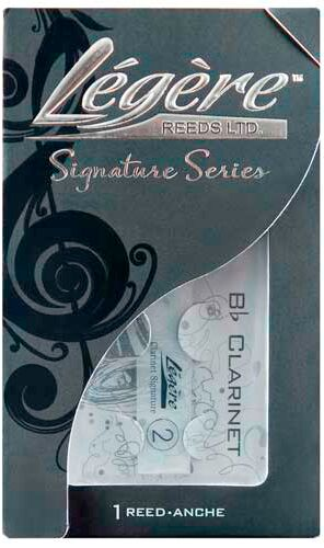 Legere Signature Series European Reed Cut for B-flat Clarinet