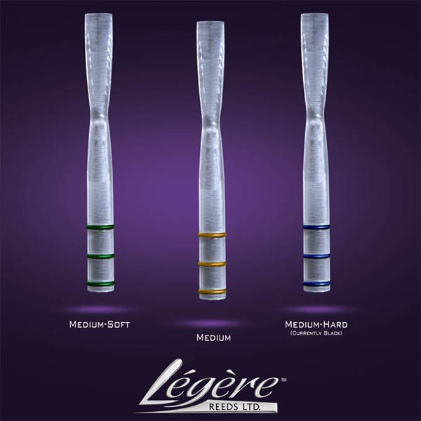 Legere Synthetic Bassoon Reed Medium Hard