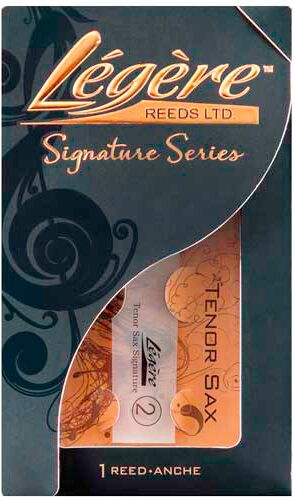 Legere Tenor Sax Signature Series Reed