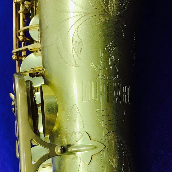 Lupifaro Platinum Series Tenor Saxophone - Vintage Finish
