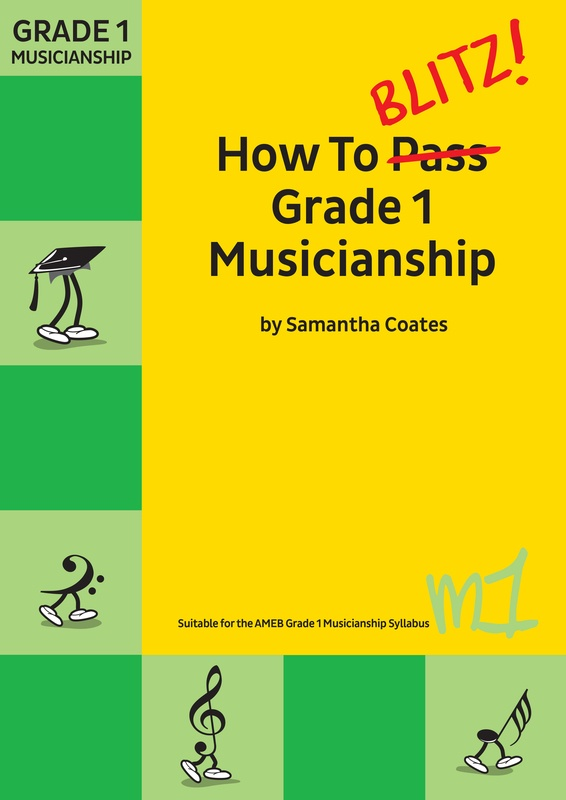 HOW TO BLITZ GRADE 1 MUSICIANSHIP