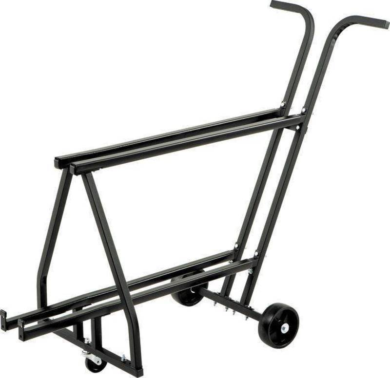 STORAGE CART SHORT HOLDS 13 STANDS
