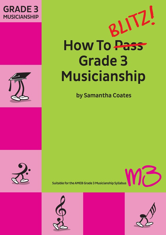 HOW TO BLITZ GRADE 3 MUSICIANSHIP