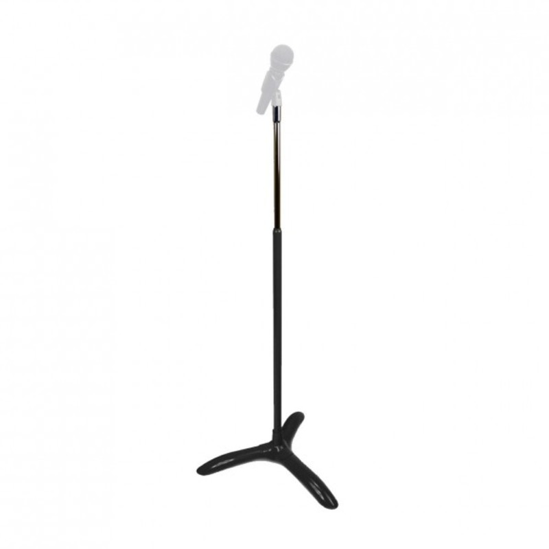 CHORALE MICROPHONE STAND BLACK