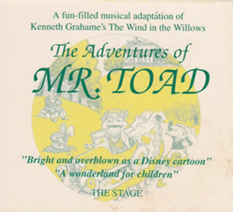 ADVENTURES OF MR TOAD/VS
