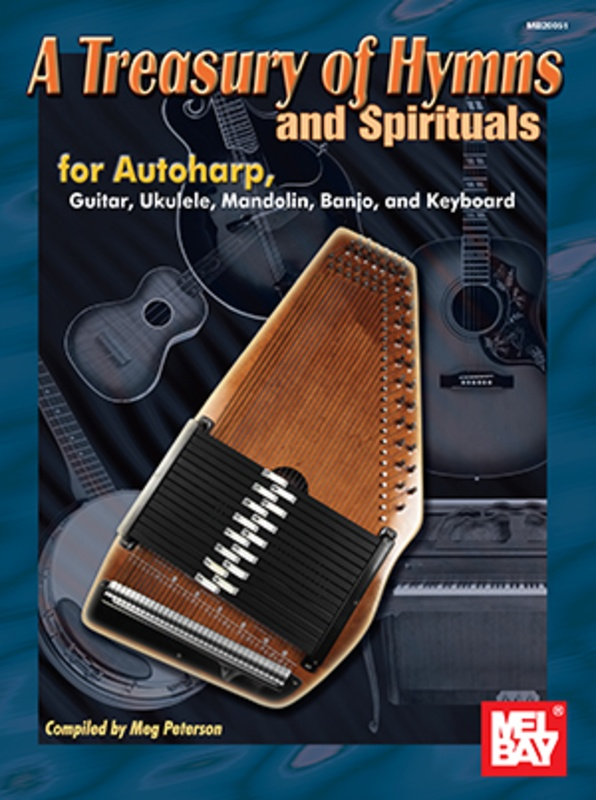 A TREASURY OF HYMNS AND SPIRITUALS UKULELE