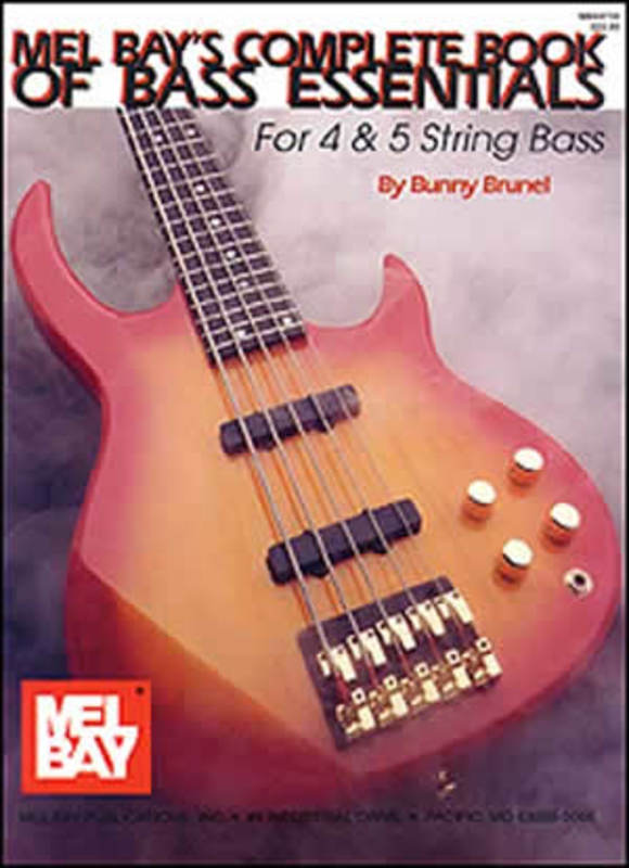 COMPLETE BOOK OF BASS ESSENTIALS