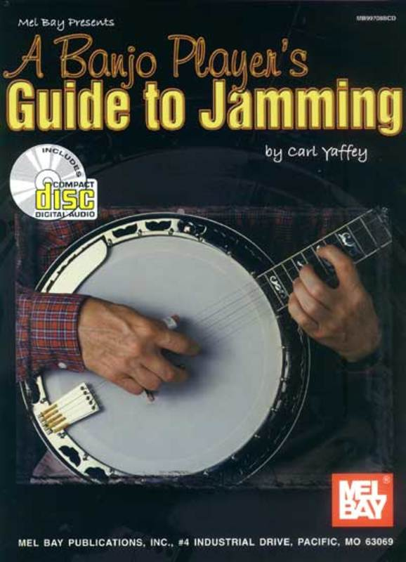 A BANJO PLAYERS GUIDE TO JAMMING BK/CD