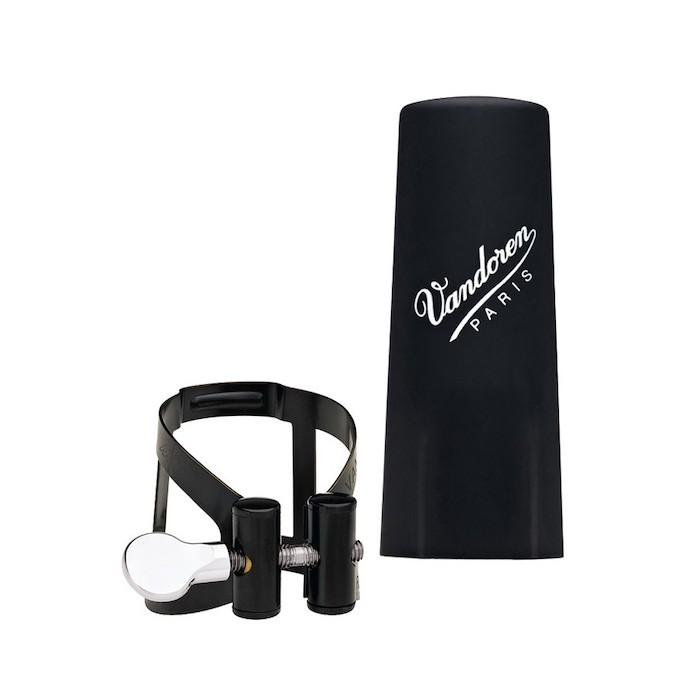 Vandoren M/O Masters Optimum Alto Clarinet Ligature Black