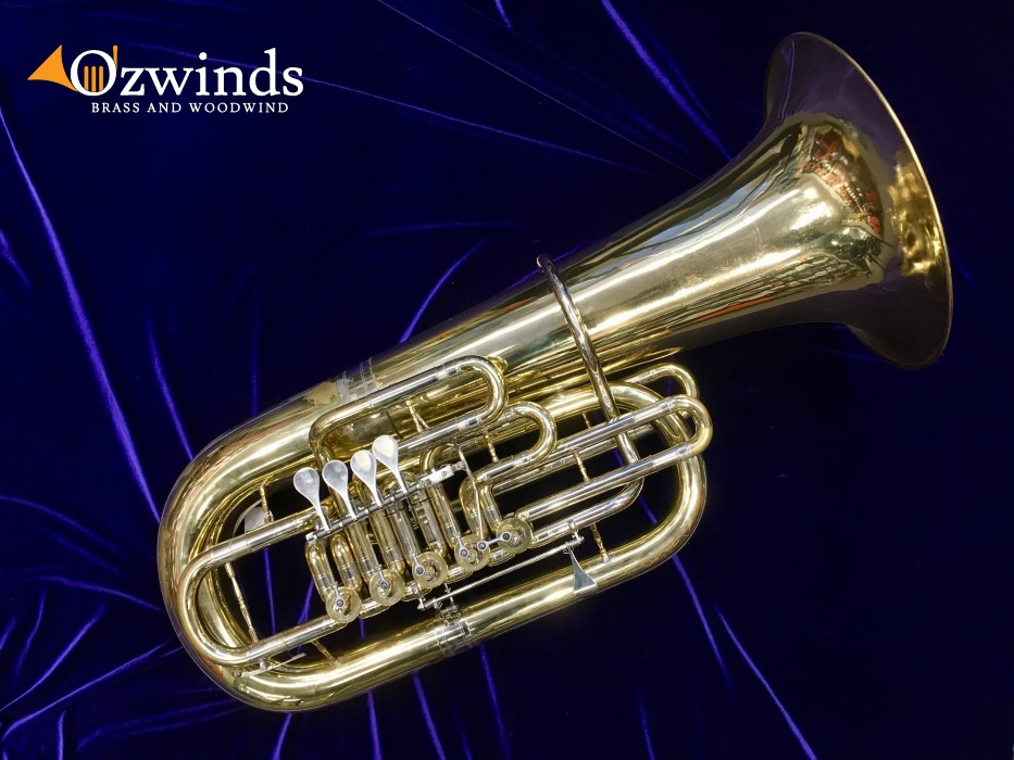 Melton F Tuba Model 45S #001681 NOW SOLD!!!