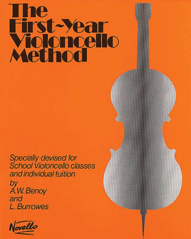 BENOY CELLO METHOD FIRST YEAR
