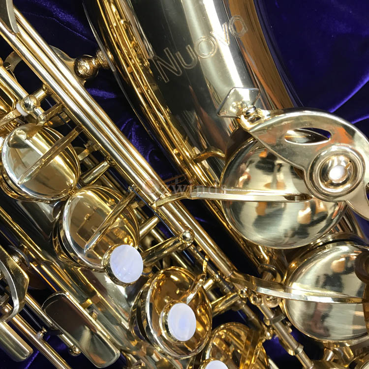 Jupiter Nuova Student Alto Saxophone with a Light Weight Case