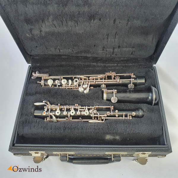 Selmer 121 Wooden Intermediate Oboe #17452
