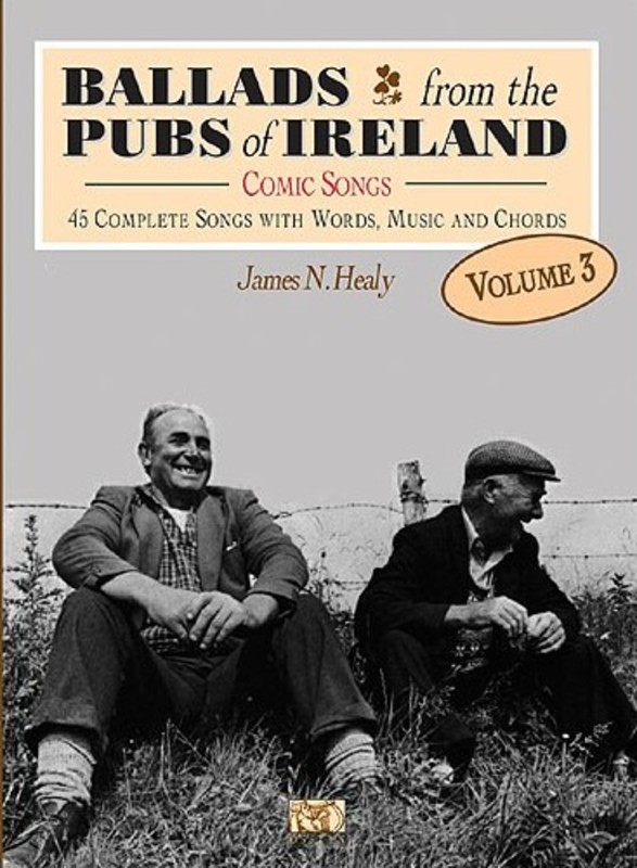 BALLADS FROM THE PUBS OF IRELAND VOL.3