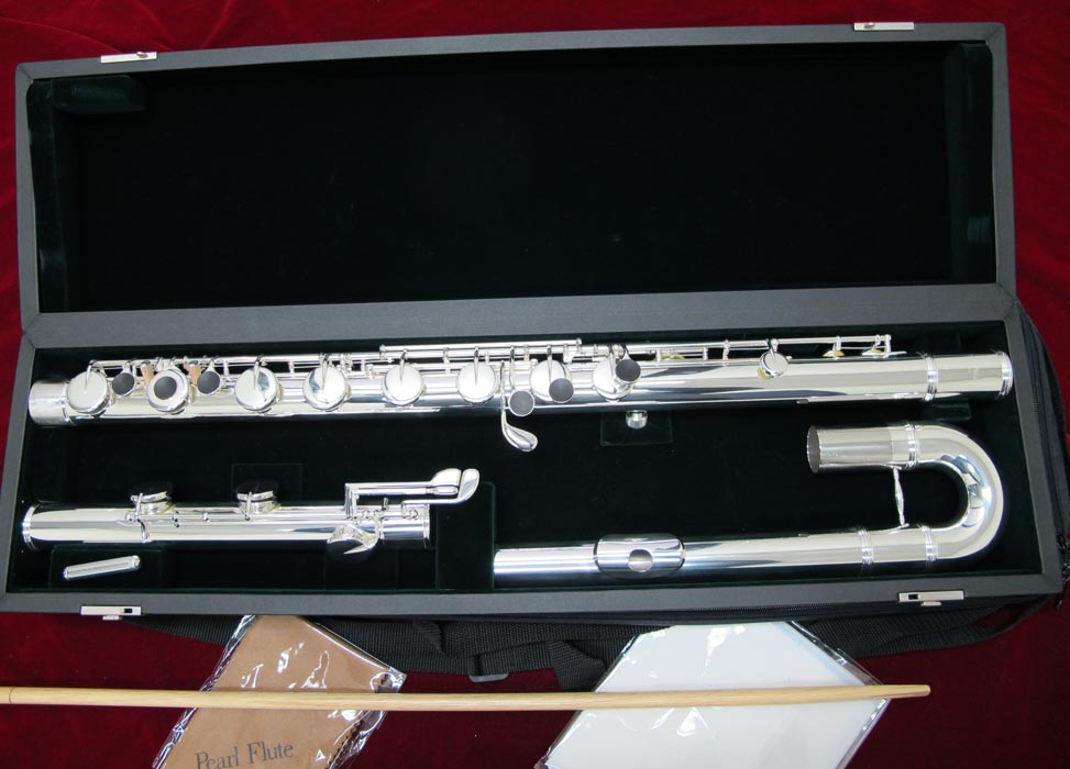 Pearl Bass Flute 305 (C Foot Joint)