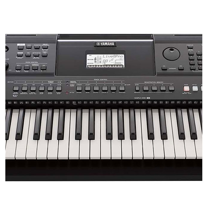 Yamaha PSR-E W410 76-note Keyboard