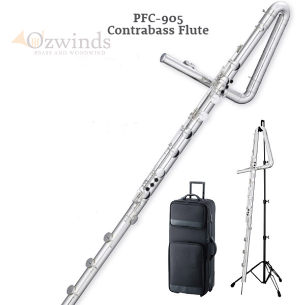 Pearl PFC-905 Contrabass Flute