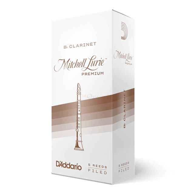 Mitchell Lurie Premium Clarinet Reeds (Box of 5)