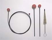 REKA Cleaning Kit for Tenor horn, Baritone or Euphonium