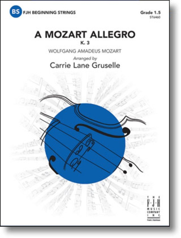 A MOZART ALLEGRO SO1.5 SC/PTS