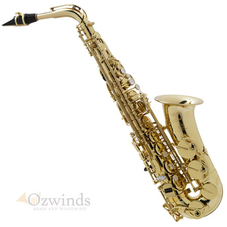 Schagerl Model 66 Alto Saxophone (Lacquer finish)