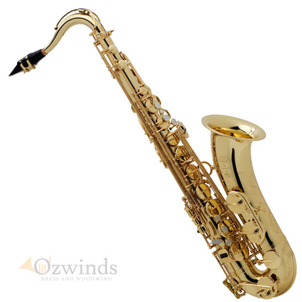 Selmer Tenor Saxophone Reference 54 (Gold Lacquer Finish)