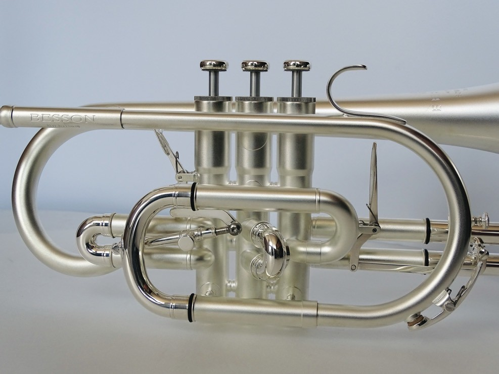 Besson Sovereign Bb Cornet 180th Anniversary Model Limited Editi