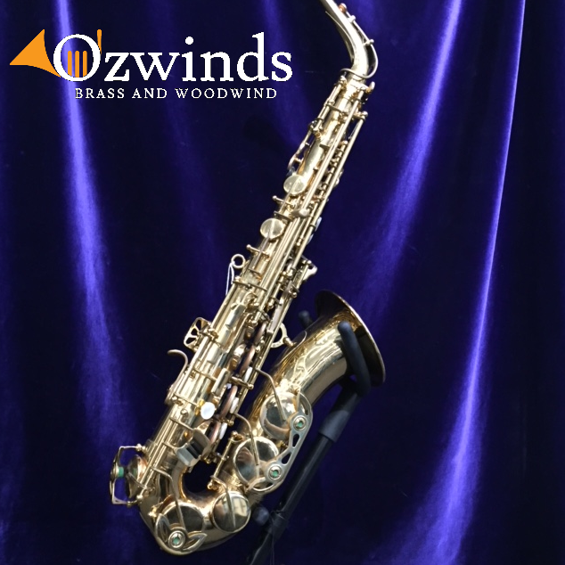 Keilwerth Tone King Alto Sax *NOW SOLD* (USED) #125957