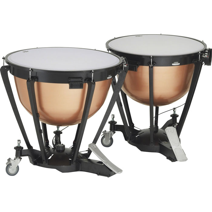 "Yamaha TP-4300R Series 29"" Light Weight Aluminium Bowl Timpani"