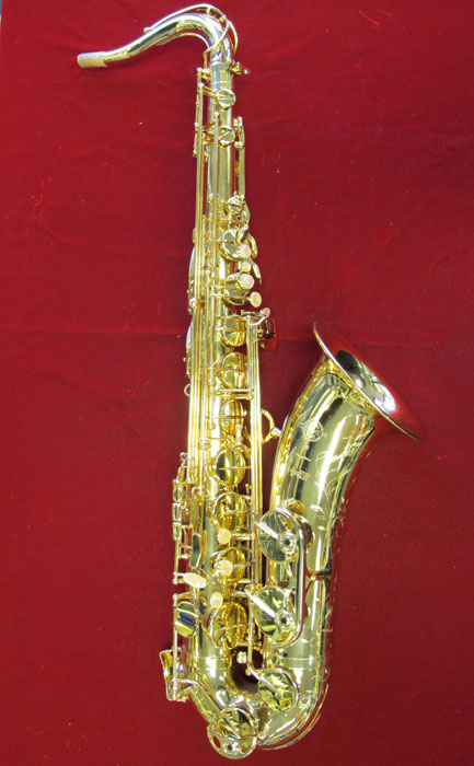 Selmer Paris Tenor Saxophone Series III Jubilee (Gold Lacquer)