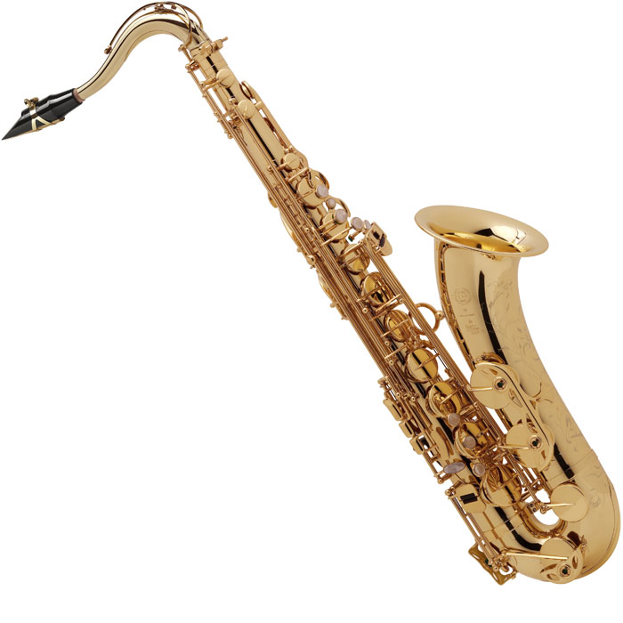 Selmer Tenor Saxophone Series II Jubilee (Gold Lacquered)