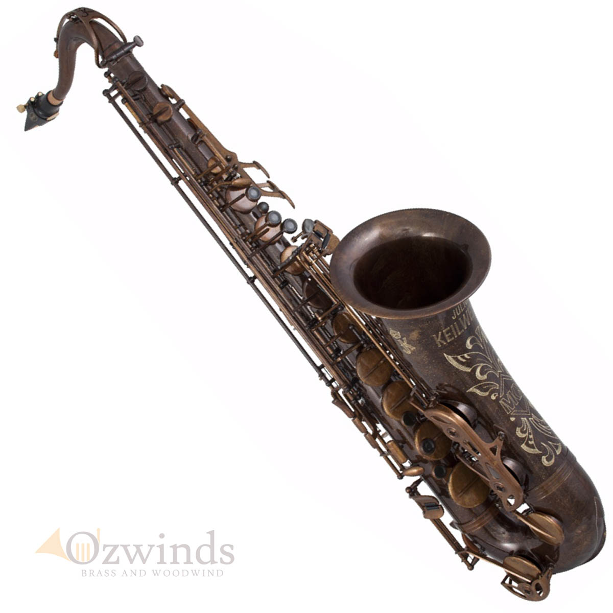 Keilwerth MKX Tenor Saxophone (Special Antique Finish)