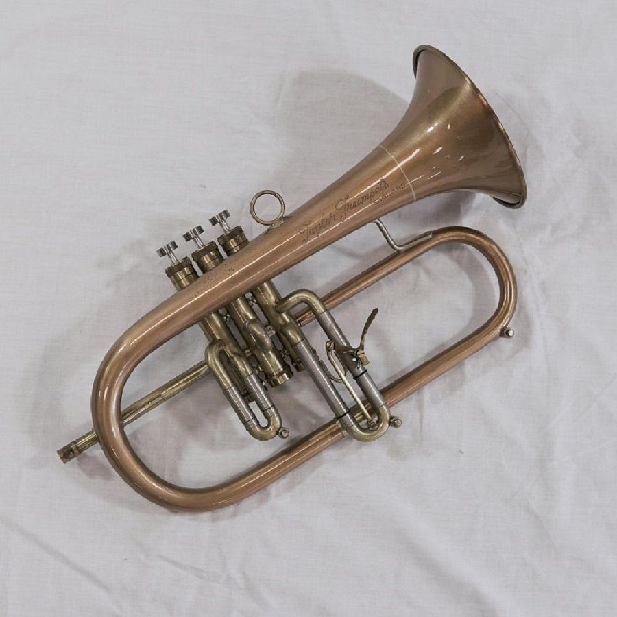 NOW SOLD Taylor Flugelhorn #37207 (USED)