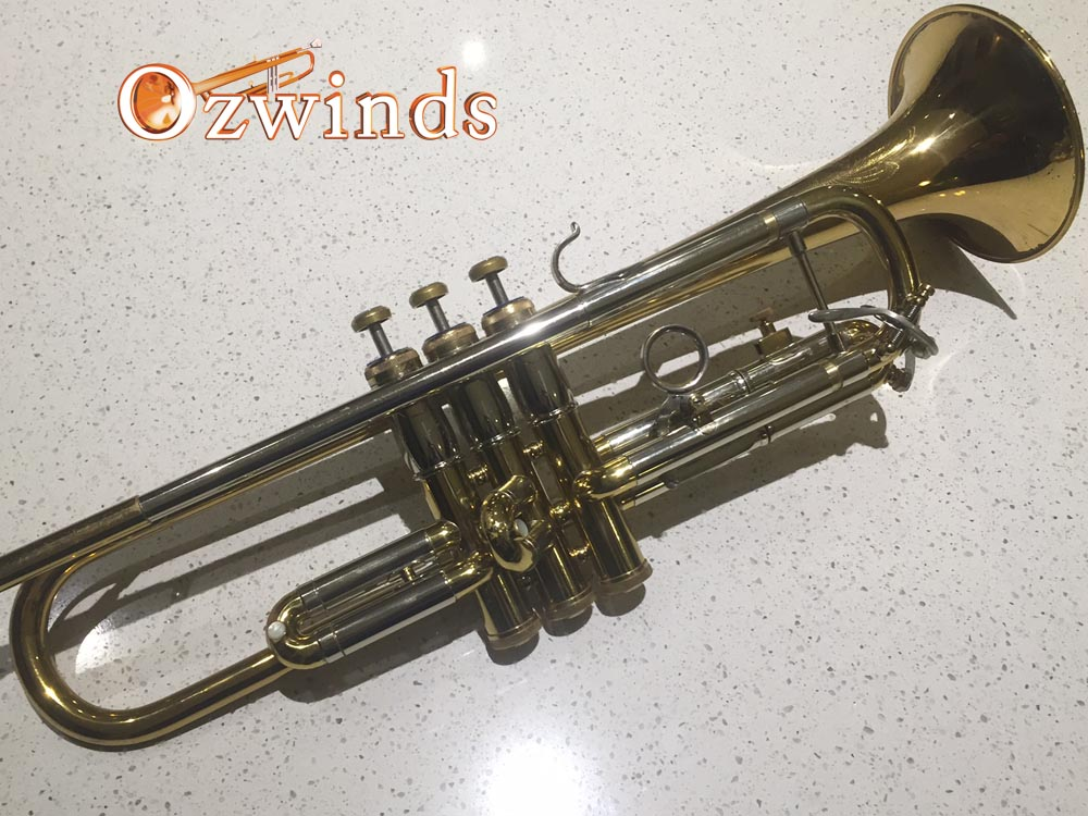 Olds Recording Trumpet SN# 819794