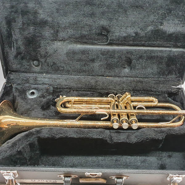 Bach TR-300 Used Student Trumpet #B74094 (NOW SOLD)