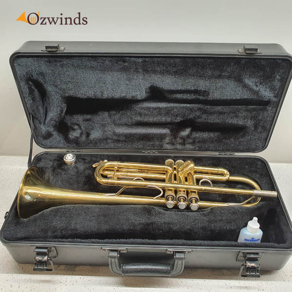 Bach TR-300 Used Student Trumpet #C75007 (NOW SOLD!!!)