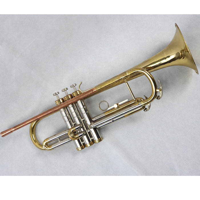 Conn 6B Trumpet with gig bag.