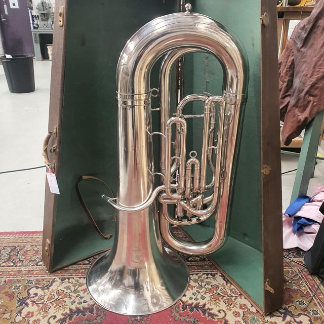 Boosey and Hawkes Imperial 3 Valve BB-flat Tuba