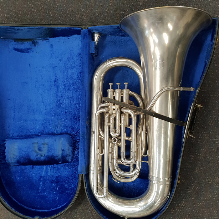 Boosey and Hawkes Imperial EE-flat Tuba #573822 NOW SOLD