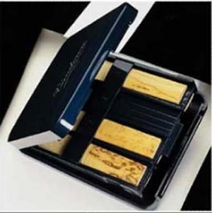 Vandoren Reed Case for Alto Sax HOLDS 6 Reeds