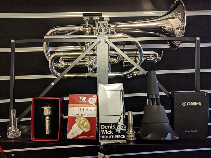 Yamaha YCR8335GS 'Xeno' Cornet (NOW SOLD)