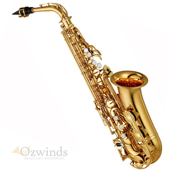 Yamaha YAS-280 Alto Sax with Tuner & Pre Sale Set Up.
