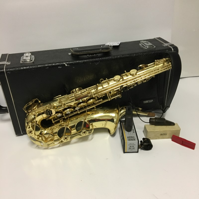 Yamaha YAS-52 NOW SOLD Alto Saxophone #007721A
