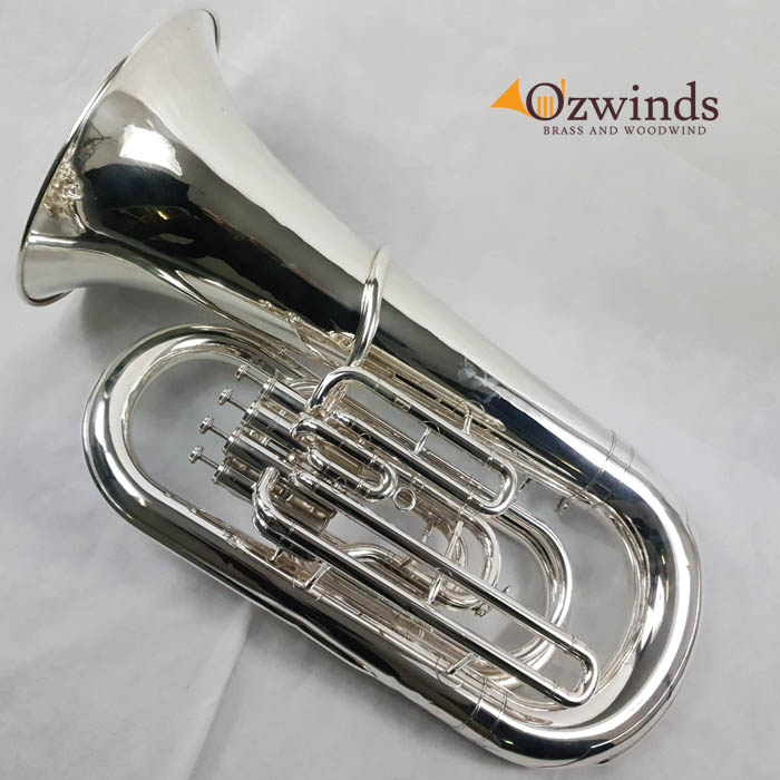 Yamaha YEB-321S Tuba with hard case#001500