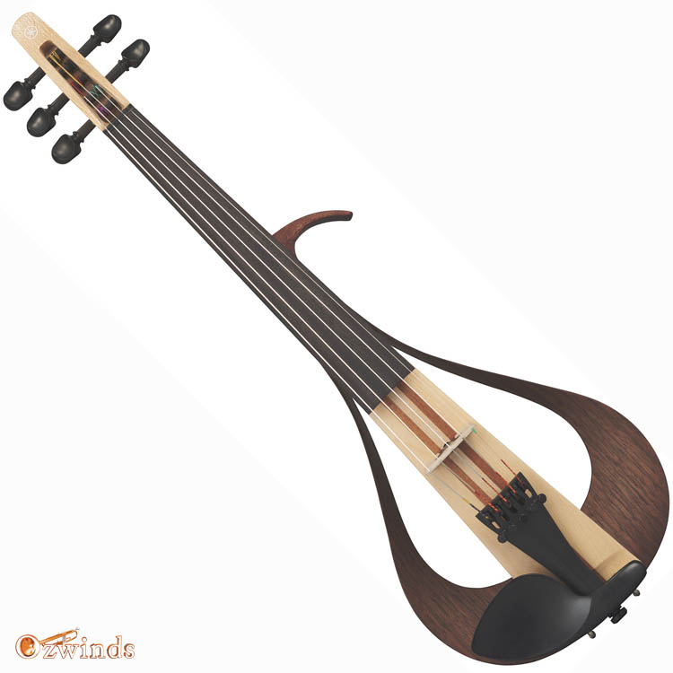 Yamaha YEV-105NT1 Electric Violin (Natural)