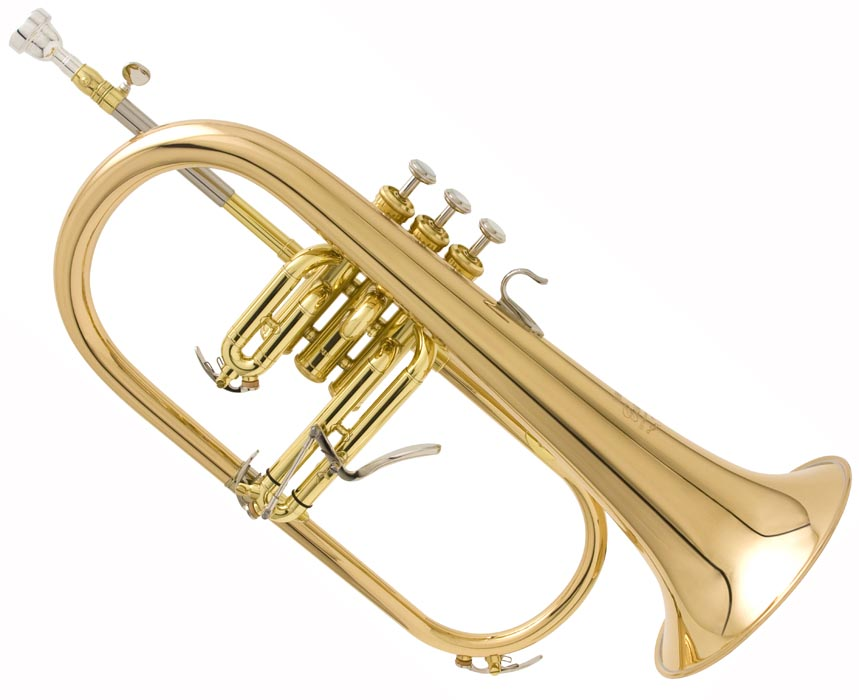 RENT A NEW FLUGELHORN