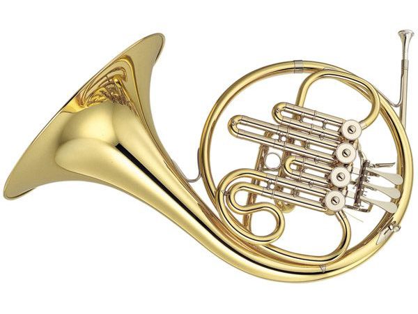 Yamaha YHR-322 II Single Bb French Horn