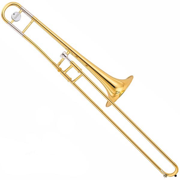 Yamaha YSL-154 Student Trombone (Clear Lacquer Finish)